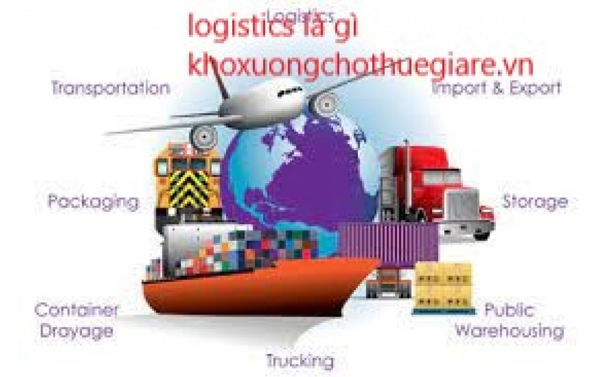 Logistics là gì? Khái niệm về Logistics.