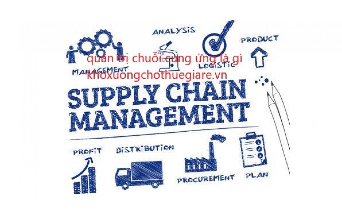 Quản trị chuỗi cung ứng là gì? Vai trò và sự cần thiết của nó.