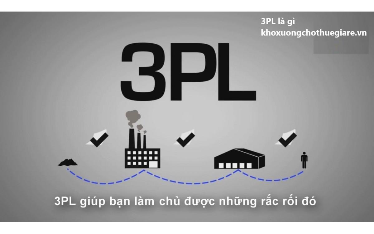 3PL và 4PL là gì, sự khác nhau giữa 3PL và 4PL.