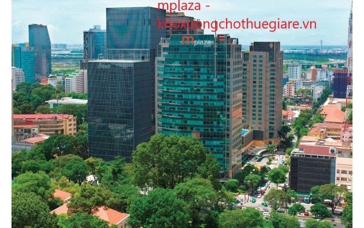 Tòa nhà Mplaza và danh sách các công ty thuê mặt bằng bên trong tòa nhà.