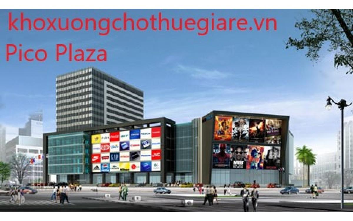 Pico Plaza, vị trí, hoạt động và sự kết nối.
