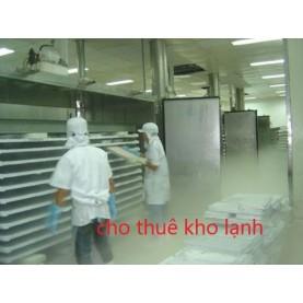 Cho thuê kho lạnh tại tphcm
