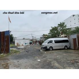 cho thuê kho bãi giá rẻ tại quận Tân Bình