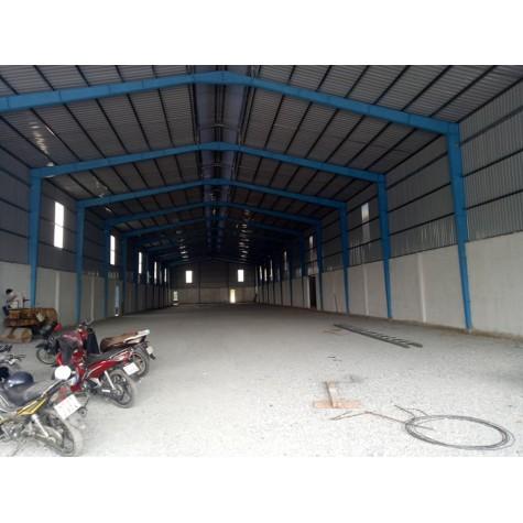 Kho xưởng cho thuê giá rẻ tại Thuận An - gần Vsip .