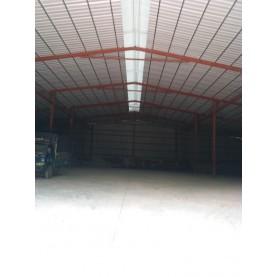 Kho xưởng Khánh Bình cho thuê giá rẻ - 1300m2 giá 60 triệu.