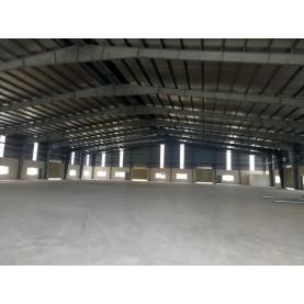 Kho xưởng bán hoặc cho thuê tại Long Hậu.