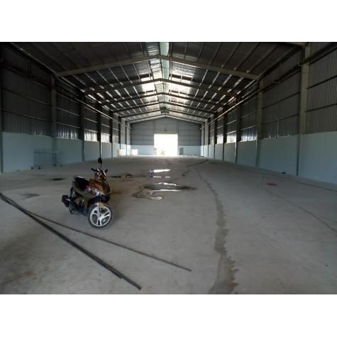 Kho chứa hàng tại Bình Chuẩn - Thuận An