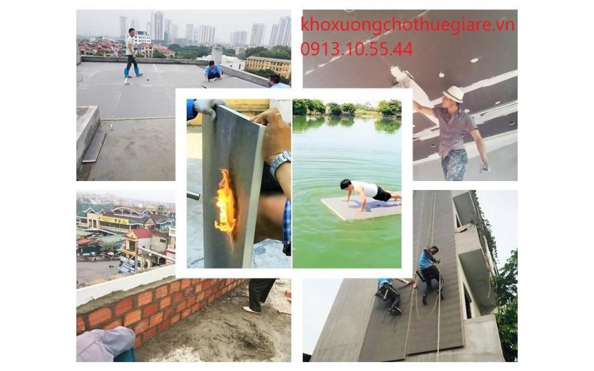 gạch mát và những ứng dụng trong công nghiệp xây dựng