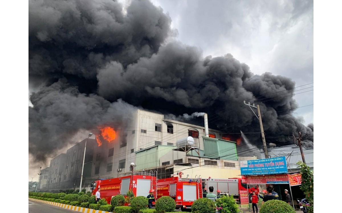 quy định phòng cháy chữa cháy nhà xưởng