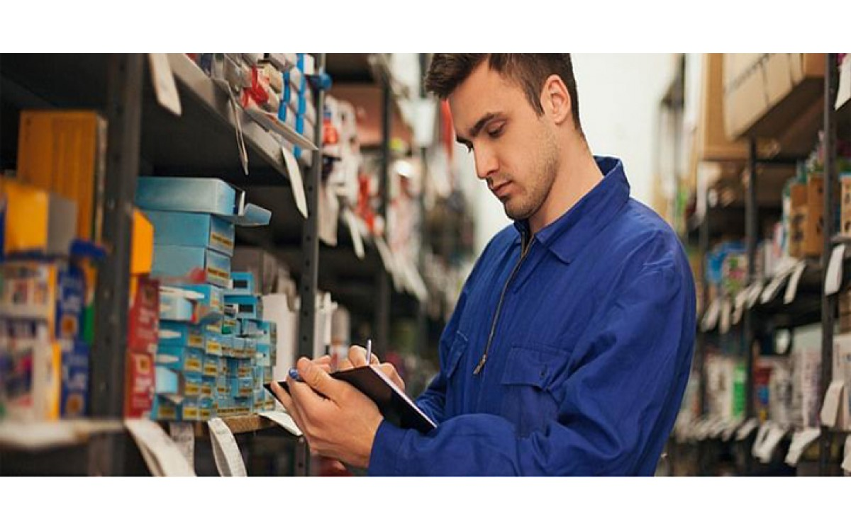 Quy trình nghiệp vụ quản lý kho hàng một cách hiệu quả.