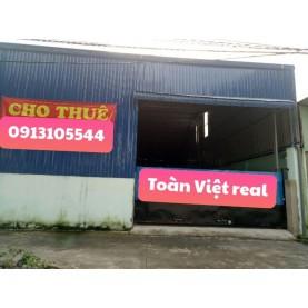 Kho cho thue chứa hàng 400-700m tại Thuận An