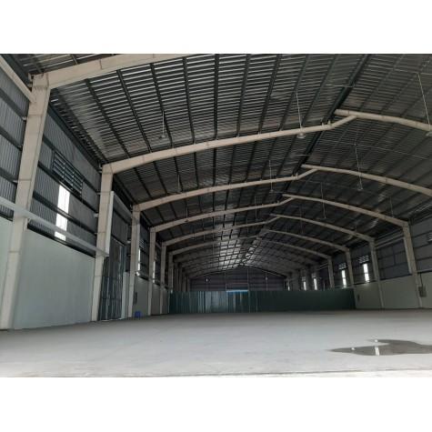 Kho xưởng cho thuê giá rẻ 1200m2 tại Tân Kim