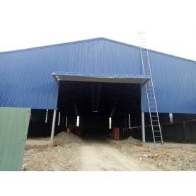 Kho xưởng cho thuê 2200m tại Bình Dương