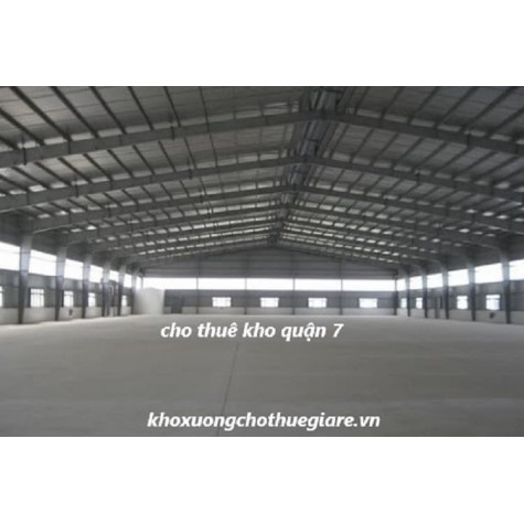 Toàn Việt Real – Đơn vị cho thuê kho quận 7