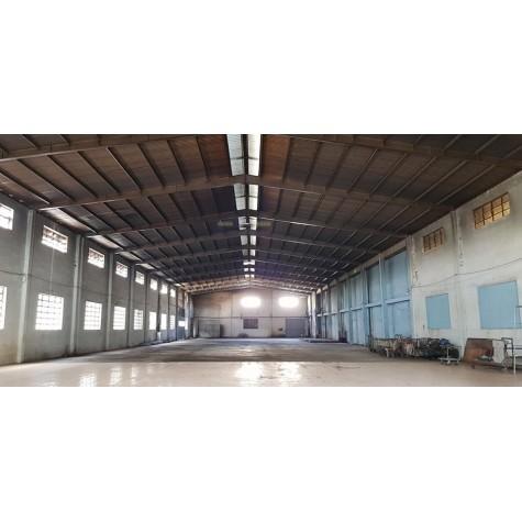 Kho xưởng cho thuê giá rẻ 3000m2 tại Phan Văn Hớn