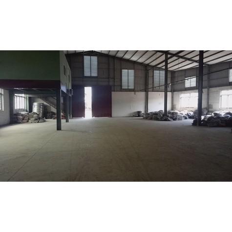 Tổng kho xưởng và văn phòng cho thuê giá rẻ gần 550