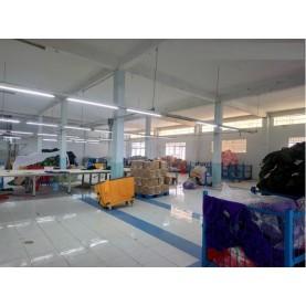 Kho xưởng cho thuê quận Phú Nhuận diện tích 600m2.