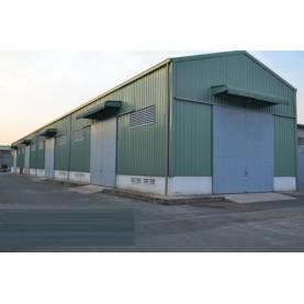 Kho xưởng cho thuê giá rẻ quận 7 - 105 nghìn/m2