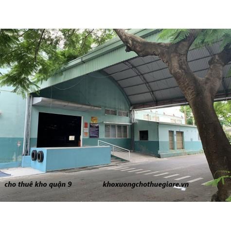 cho thuê kho quận 9 tại Tăng Nhơn Phú, Phước Long B
