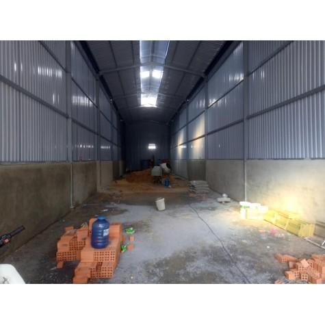 Kho Xưởng cho thuê Bình Nhâm - 250m2