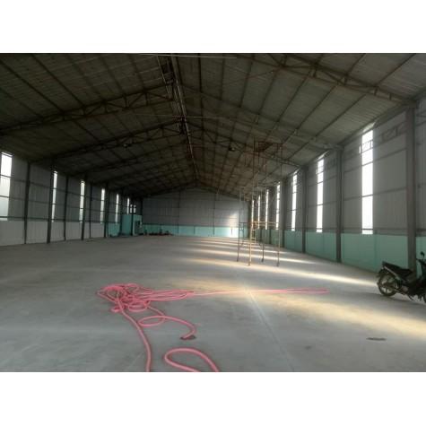 kho xưởng cho thuê tại Bình Nhâm - Thuận An
