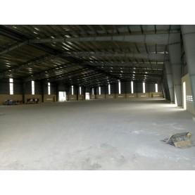 Kho xưởng cho thuê 3900m, mới xây, giá tốt.