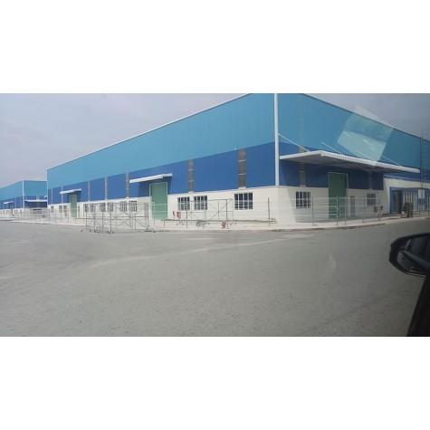 cho thuê kho xưởng tại Bình Dương - KCN Bàu Bàng