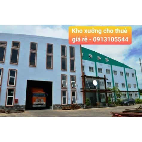 Cho thuê kho xưởng 4500m2 tại quận 9.