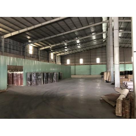 Xưởng đẹp cho thuê 2500m2 đường Trần Văn Giàu