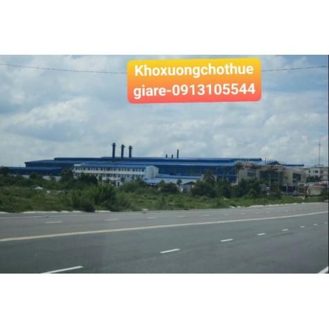 Cho thuê kho xưởng 1700m2 giá 55 triệu tại Vĩnh Lộc B.