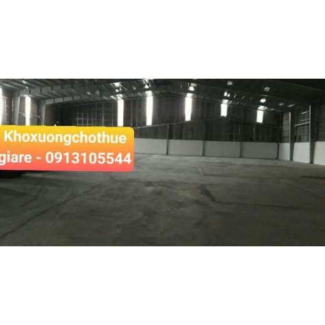 Cho thuê kho xưởng 2140m2 giá tốt tại QL13