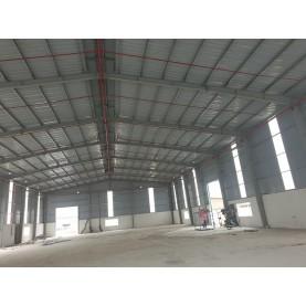 Cho thuê kho xưởng 2000m2 giá 80 triệu