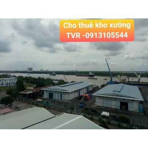 cho thuê kho xưởng 2000m2 giá 90 triệu - Toàn Việt Real