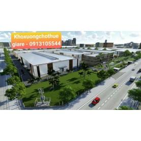 Cho thuê kho xưởng đa dạng về diện tích tại Đồng Nai