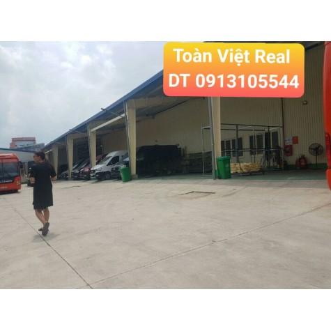 Cho thuê nhà xưởng quận 12, tại đường Hà Huy Giáp