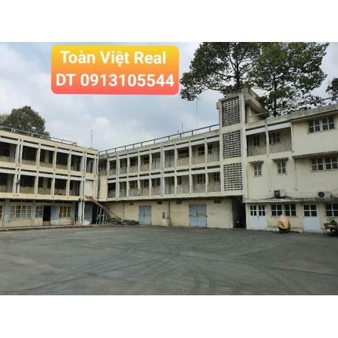 Cho thuê nhà xưởng quận Thủ Đức - Toàn Việt Real - tại xa lộ Hà Nội.
