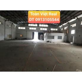 Cho thuê nhà xưởng quận Thủ Đức - 800m2, 1600m2 - Toàn Việt Real