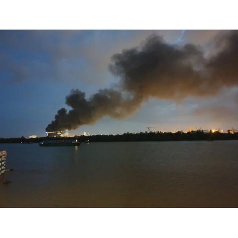 Vì sao nên thuê kho xưởng tại KCX Tân Thuận - Góc nhìn về đám cháy ngày 30/4