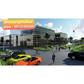 Cho thuê kho xưởng và đất công nghiệp tại KCN Nhơn Trạch 3