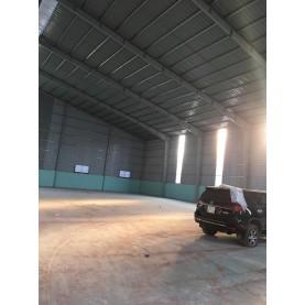 Kho xưởng Khánh Bình Cho thuê 1900m - giá 100 triệu.