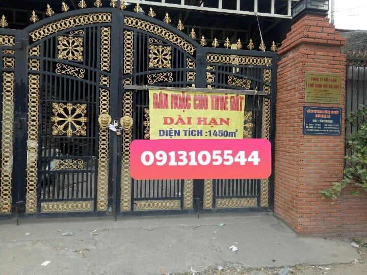kho xưởng cho thuê hoặc bán tại Dĩ An