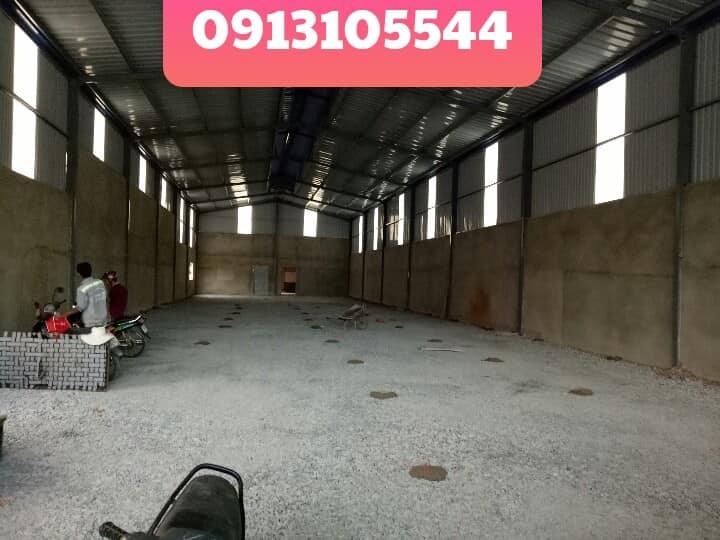 Kho xưởng cho thuê, mới xây dựng - 500m2