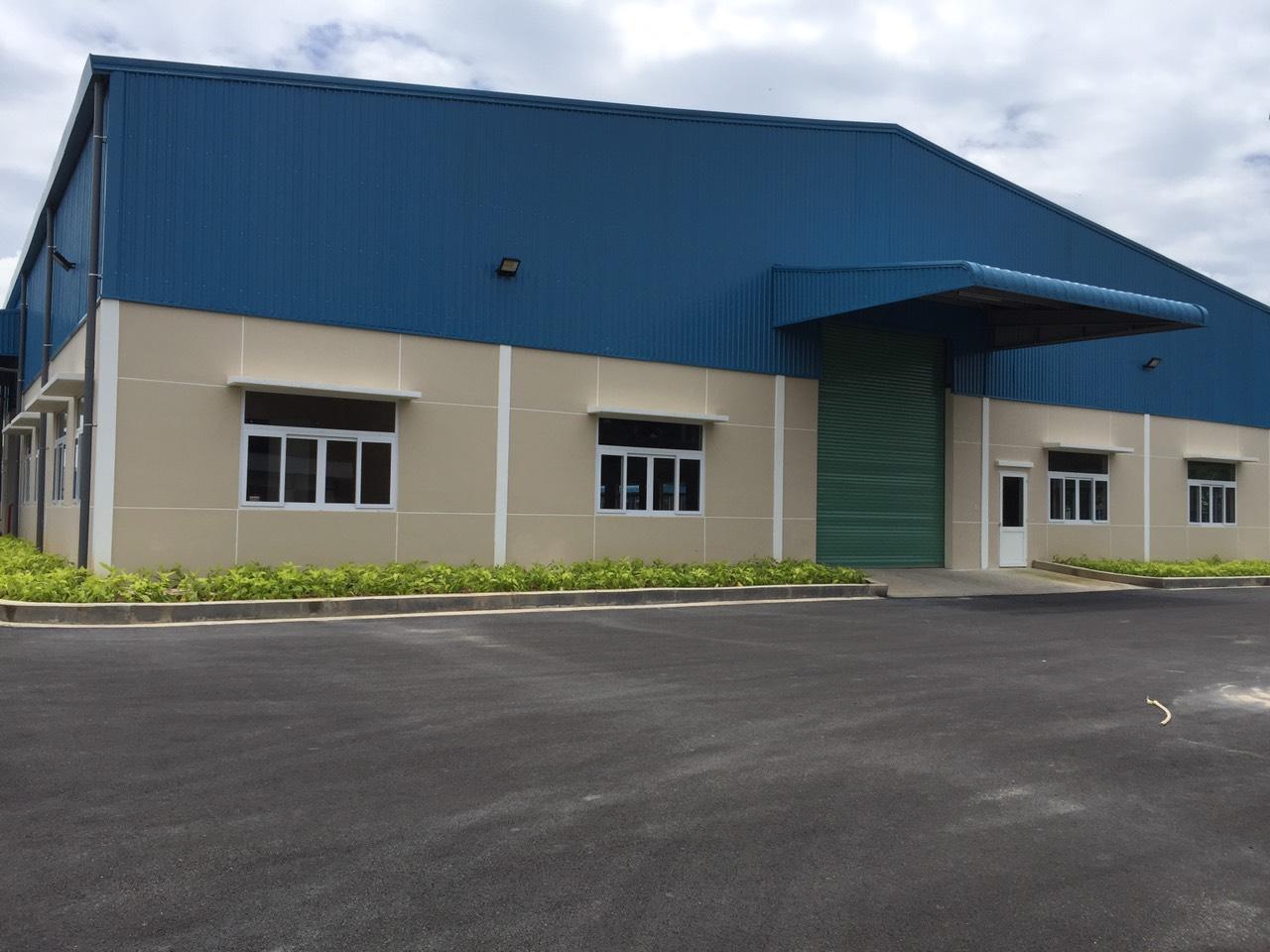 Kho xưởng cho thuê KCN Long Thành