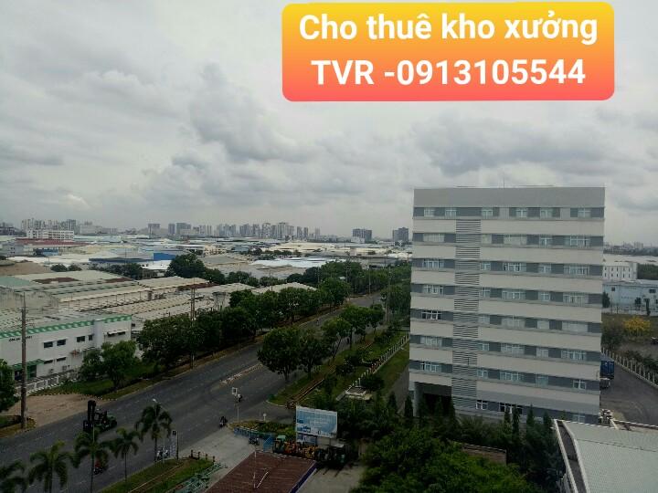 cho thue kho xưởng - Diện tích rộng, tiện ích lớn của Toàn Việt Real
