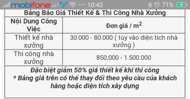 Thi công nhà xưởng - Toàn Việt Real