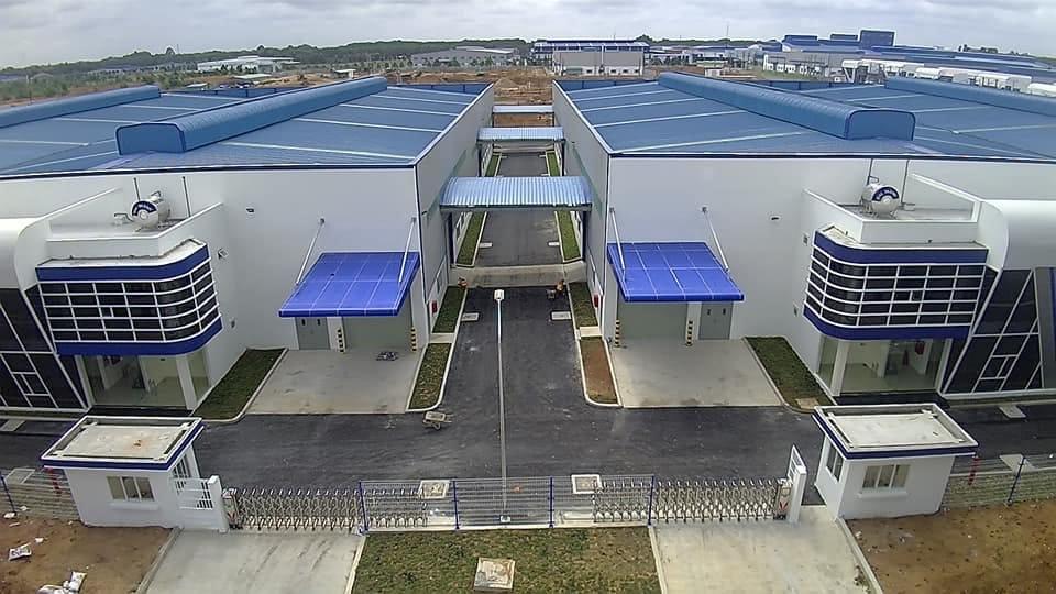 Kho xưởng  cho thuê 5000m2 cho thuê tháng 12