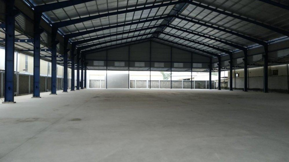 Kho xưởng cho thuê tại Long Hậu